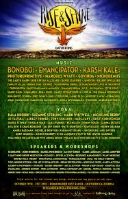 Rise & Shine Gathering announces the music, yoga, and speaker lineup (The Do LaB)