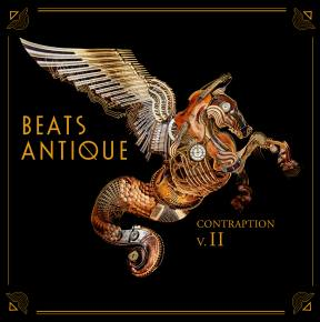 Beats Antique Announce Release Date for Contraption Vol.2 &