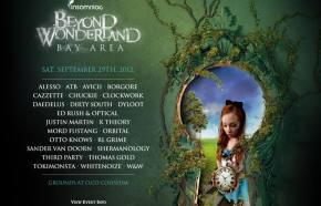 Beyond Wonderland Bay Area 2012 Preview