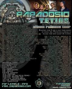 Papadosio / 9:30 Club (Washington, DC) / 9.22.12 [Review]
