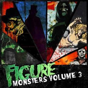 Figure: Monsters Volume 3