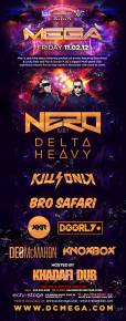 MEGA 2012 Preview ft Nero (Washington, DC)