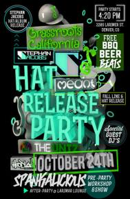 Stephan Jacobs Hat Release Party: Google Hangout [Live Stream]