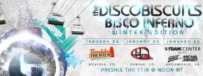 The Disco Biscuits Announce Bisco Inferno: Winter Edition