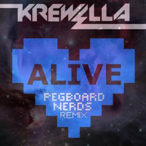 Krewella Offers Free Pegboard Nerds Remix of #1 Dance Track