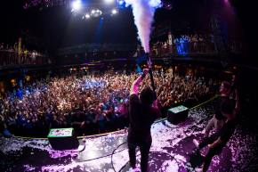 3LAU / Majestic Theatre (Madison, WI) / 11.09.12