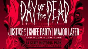 Hard Haunted Mansion Presents: Day of The Dead / Los Angeles, CA / 11.03.12 Preview