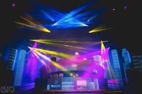 Pretty Lights Photo Slideshow / Bojangles Coliseum (Charlotte, NC) / 11-10-12