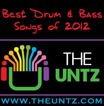 Best Drum and Bass Songs of 2012 - Top 10 Tracks
