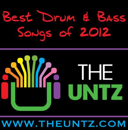 Best Drum and Bass Songs of 2012 - Top 10 Tracks [Winner]