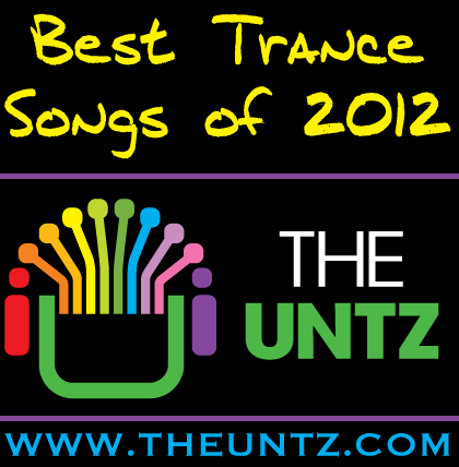 Best Trance Songs of 2012 - Top 10 Tracks [Winner]