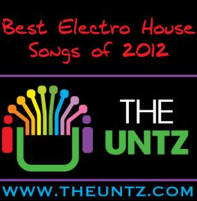 Best Electro House Songs of 2012 - Top 10 Tracks