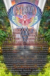 Envision Festival (Costa Rica) announces 2013 lineup