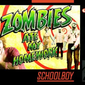 Schoolboy: Zombies Ate My Homework Preview