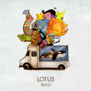 Lotus Announces New Album, Build, out February 19th and Release First Single