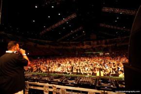 DJ Reza - Santa Monica Glow Festival and Avalon Hollywood