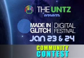 Win a slot on the Made In Glitch Digital Festival on Mixify.com