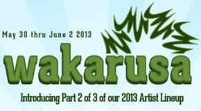 Wakarusa unveils 2nd phase of headliners chock full of EDM superstars
