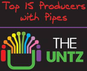 Top 15 Producers with Pipes