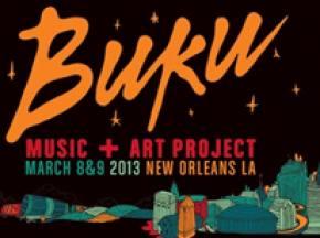 BUKU Music + Art Project reveals final lineup for March 8-9 NOLA event