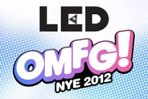 Emazing Lights recap video of OMFG NYE in San Diego Preview