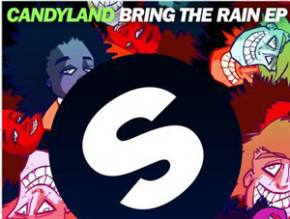 Candyland: Bring The Rain EP Review