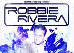 Robbie Rivera hits The Mid in Chicago on January 26
