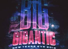 Big Gigantic NYE video recap