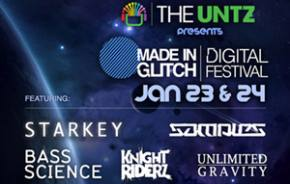Day 2 of Made In Glitch Digital Festival STREAMING NOW on Mixify.com