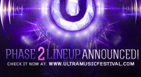 ULTRA MUSIC FESTIVAL unveils anticipated Phase 2 Lineup
