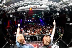 Tritonal Review / The Whiskey Bar (Portland, OR) / 1-25-2013