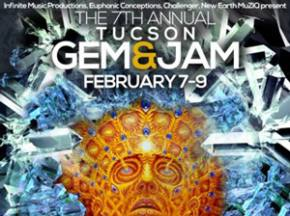 Gem & Jam Preview - Tuscon, AZ Feb 7-9