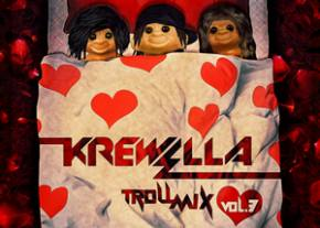 Krewella releases Troll Mix Vol 3: Makeout Edition for Valentine's Day