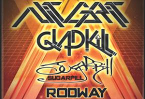 TheUntz.com Presents: NiT GriT, Gladkill, Sugarpill at Cervantes in Denver on 3.16