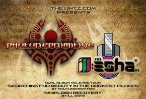 TheUntz.com presents: Phutureprimitive and ill-esha dual album release tour