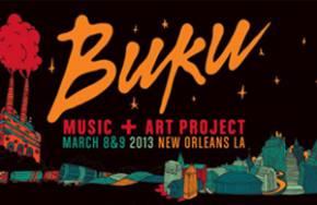 BUKU Music + Art Project Mixtape 2013