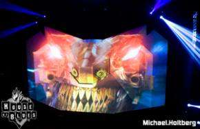 Excision, Paper Diamond, Vaski / House of Blues (Dallas, TX) / 2-22-2013