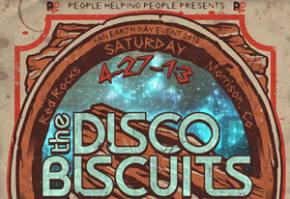 Earth Day (4-27) brings The Disco Biscuits, Shpongle, and RJD2 to Red Rocks