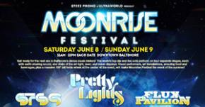 Steez Promo unveils monster Moonrise Festival lineup, June 8-9 in Baltimore, MD