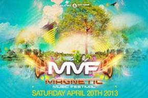 Magnetic Music Festival (April 20 - Kennesaw, GA) Preview