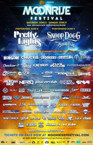 Moonrise Festival (June 8-9 - Baltimore, MD) reveals second phase lineup