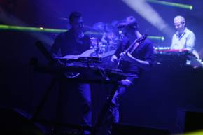 STS9 Review + Slideshow / Roseland Ballroom (New York, NY) / 4-20-2013