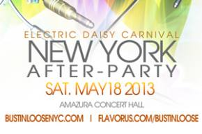 EDC NY's after party is BUSTIN' LOOSE