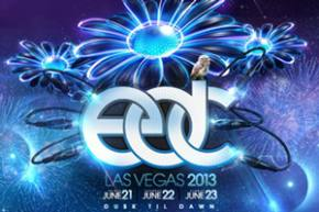 Electric Daisy Carnival (June 21-23 - Las Vegas, NV) reveals massive lineup