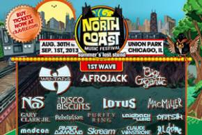 North Coast Music Festival (Aug 30-Sept 1 - Chicago, IL) unveils killer first wave lineup