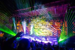 The Disco Biscuits Slideshow / Red Rocks (Morrison, CO) / 4-27-2013