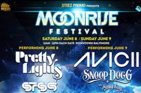 Moonrise Festival (June 8-9 - Baltimore, MD) completes enormous lineup