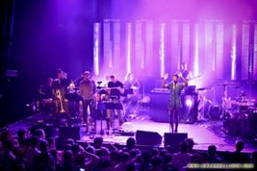 Bonobo Slideshow + Review / Fonda Theatre (Los Angeles, CA) / 5-4-2013