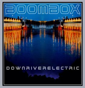 BOOMBOX ANNOUNCES WEST COAST 'DOWNRIVERELECTRIC' FALL TOUR