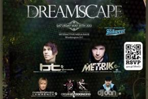 Dreamscape returns to DC May 25th with BT, Metrik, Christopher Lawrence